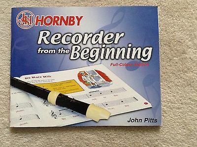 Learn To Play The Recorder Book