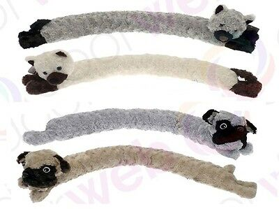 Cat & Dog Draught Excluder Soft Plush Microfleece Draught Excluders 85cm Long