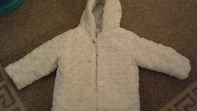 girls winter coat age 2-3