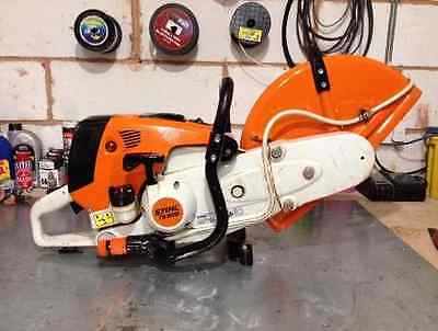 "Stihl ts800 16"" saw disc cutter 2-stroke"