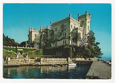 Great Britain: 1969;  Mirame Castle, used. P+05