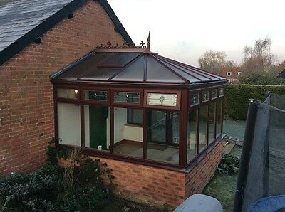 conservatory ,dismantled, excellent condtion , only 5.years old