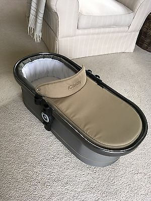 iCandy Peach 3 Carrycot 2016 Olive