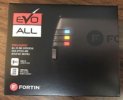 Fortin EVO ALL Data Bypass and Interface Module