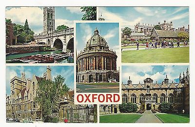 Great Britain: 1965; Oxford, used, good conditions. P+09