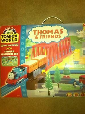 Thomas the Tank Engine Train set - Tomica Tomy with £200 of extras