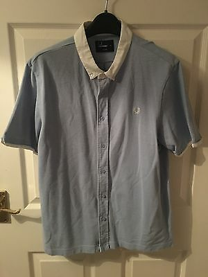 Men's Fred Perry Shirt Size XL