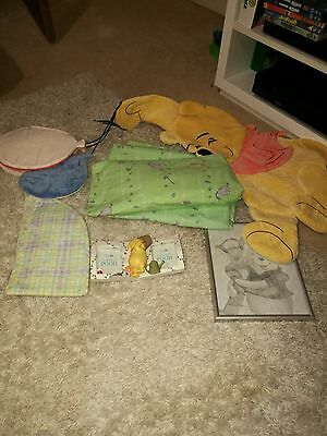 Winnie The Pooh Bedroom Accessories