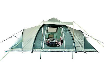 NEUMAYER - 8-person, 2-room INFLATABLE family/group TENT - Model ENTERPRISE