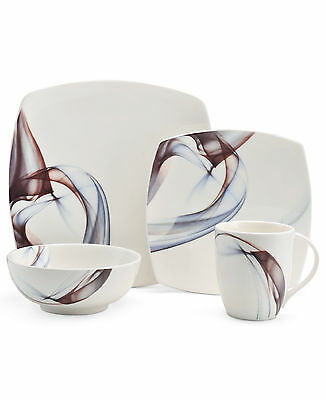Mikasa Dinnerware Kya 4Piece Place Setting Service for 1 Boxed
