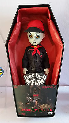 Living Dead Doll Resurrection Ezekiel-reduced price for pre Christmas sale