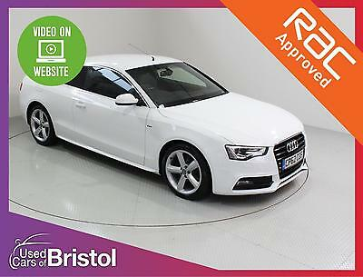 2012 Audi A5 2.0 Tdi 177 S Line 2Dr (Start Stop) Coupe Diesel