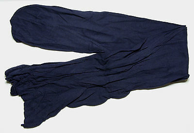 Girls Navy Blue Semi-Opaque Tights age 9-10 years NEW