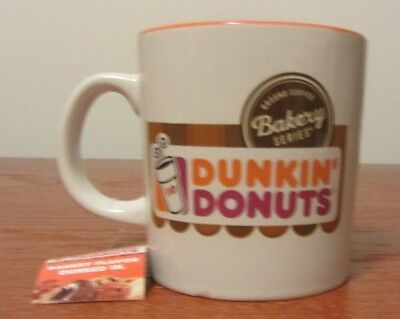 Dunkin' Donuts Bakery Series Mug With Tag