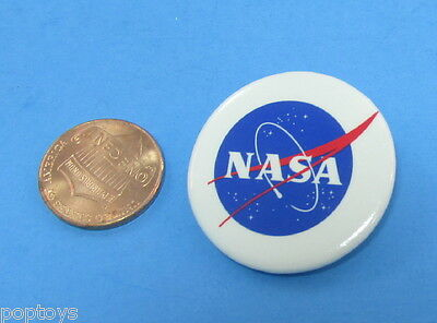 BUTTON PIN - NASA Official - Space Shuttle Science Engineering