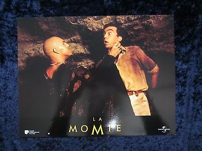 THE MUMMY lobby card JOHN HANNAH