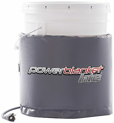 Powerblanket PBL05 Pail Heating Blanket 5 Gal/19 L