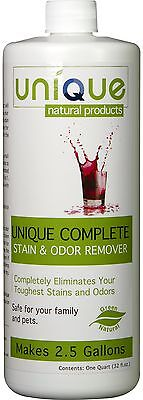 Unique Natural Products 212 Complete Odor and Stain Eater 32-Ounce Concentrate