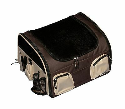 Pet Gear Booster/Carrier/Car Seat for Cats and Dogs up to 18-Pounds Medium Sa...