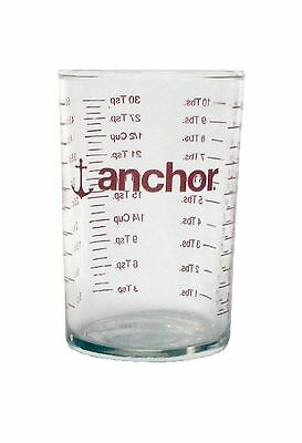 Anchor Hocking 77941 Small Measuring Glass 5-Ounce Clear Single