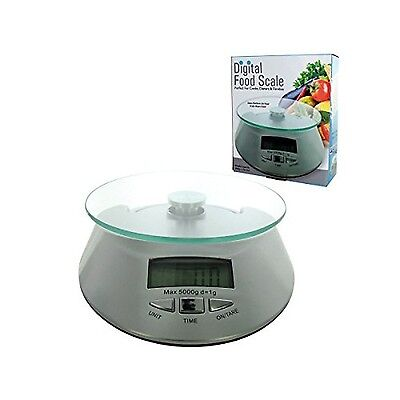 Bulk Buys Battery Operated Digital Food Scale Pack of 1