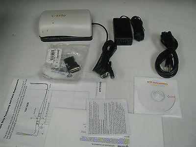 X-RITE DTP32HS Auto Scan High Speed Densitometer Spectrophotometer - DO8 & DO9