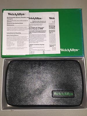 *NEW* Welch Allyn 20270 3.5v Pneumatic Otoscope Set - Hard Case