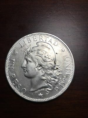 1882 Argentina Peso, Well Preserved