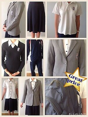 Emmaus Catholic College School uniform - used only for 1 season