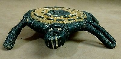 Hopi Coil Basket Turtle Second Mesa Very Different