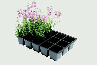 340787 Professional 15 cells, 5 pieces, for plants and gardening SEED TRAYS
