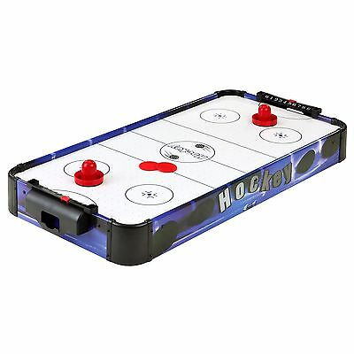 Hathaway Blue Line Portable Air Hockey Table (Royal Blue 32-Inch)