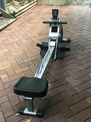 Dual Mode Rowing Machine
