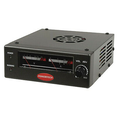 Powertech Compact Switchmode Laboratory Power Supply 0-24VDC