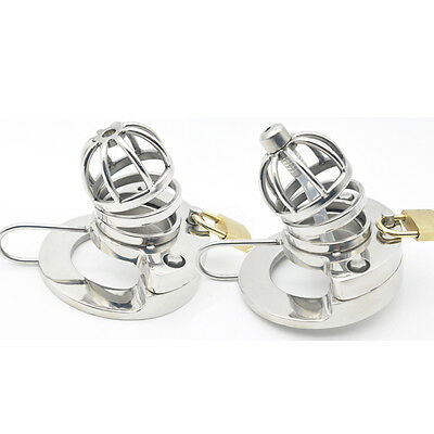 New design 316 stainless steel Chastity Cage Device A290