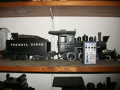 """Bachmann """"Indy"""" Industrial locomotive with RCS"""