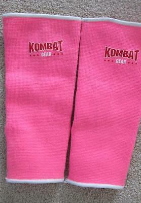 Kombat ankle support strappings kick boxing -almost new
