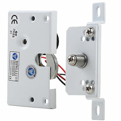 12VDC Dedicated Electric Hook Lock Fail Safe For Sliding Rail Door and Window,