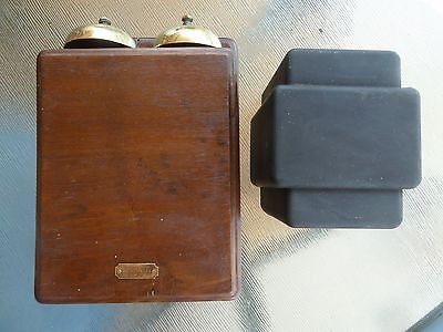 Vintage Telephone Ringer and Bell . PMG