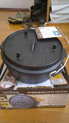 NEW Spinifex 4.5 Qt Cast Iron Dutch Oven