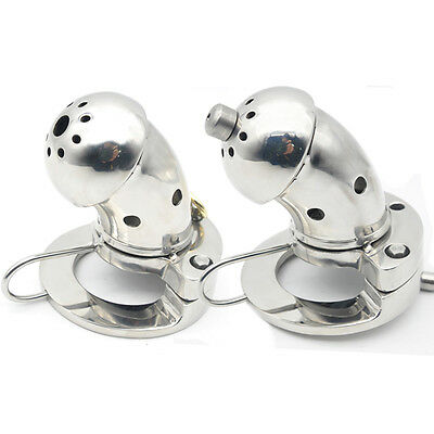 The latest design 316 stainless steel Chastity Cage Device A293