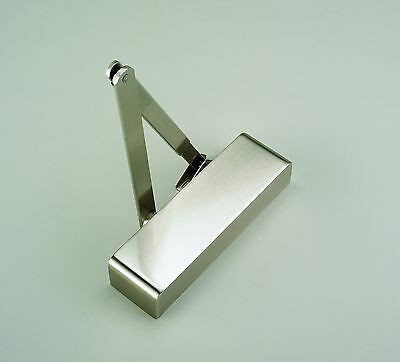 Door Closer Overhead 2 Hour Fire Rated Briton 1120B Fireproof Protection Product