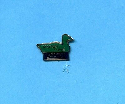 Pins Canard Marget Labeyrie Fr559
