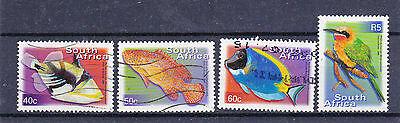 South Africa  - 2001 fauna series