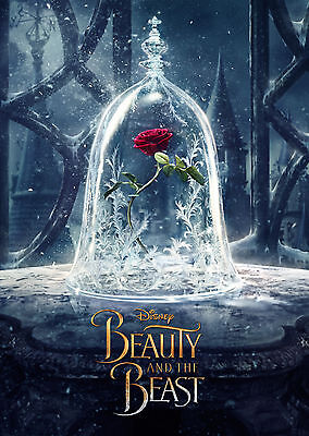 Beauty and the Beast (2017) V3 - A1/A2 POSTER **BUY ANY 2 AND GET 1 FREE OFFER**