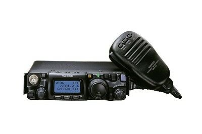 Yaesu FT-817ND ALL MODE HF VHF UHF MOBILE TRANSCEIVER *BRAND NEW PACKAGE*