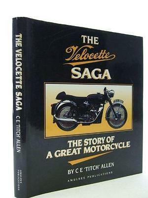 The Velocette Saga : The Story of a Great Motorcycle 0952112620