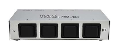Karma CMT 998 - Audio switcher, 200W, 338x32x24 mm