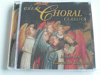 Great Choral Classics - Various Artists ( CD Album ) Used very good