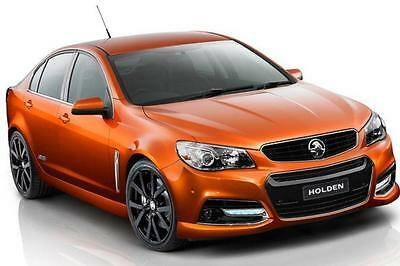 Holden Vf/wn Commodore Workshop Service Repair Manual Cd-Rom